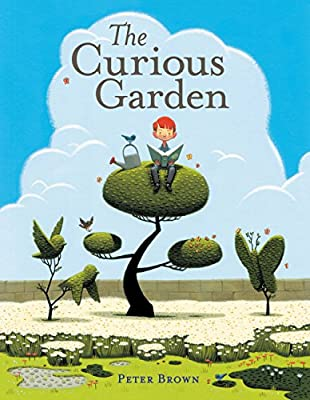 The environmental story The Curious Garden is great for those with a naturalistic learning style.
