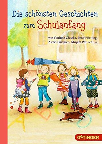 Die schönsten Geschichten zum Schulanfang