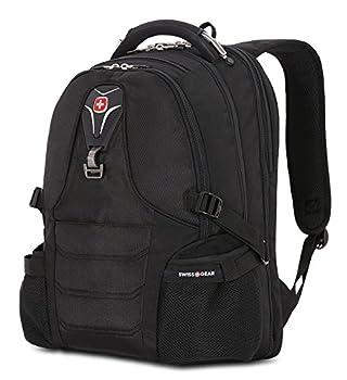 SwissGear Backpack / Bookbag ScanSmart Laptop Notebook Backpack Fits Most 17  Laptop Computers