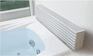 インテリア雑貨 日用品 バス用品 トイレ用品 風呂ふた 銀イオン配合 軽量・抗菌 折りたたみ式風呂フタ 139×70cm・重さ2.3kg 583407(サイズはありません イ:シルバー)