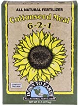 Down To Earth Cottonseed Meal - 6 lb