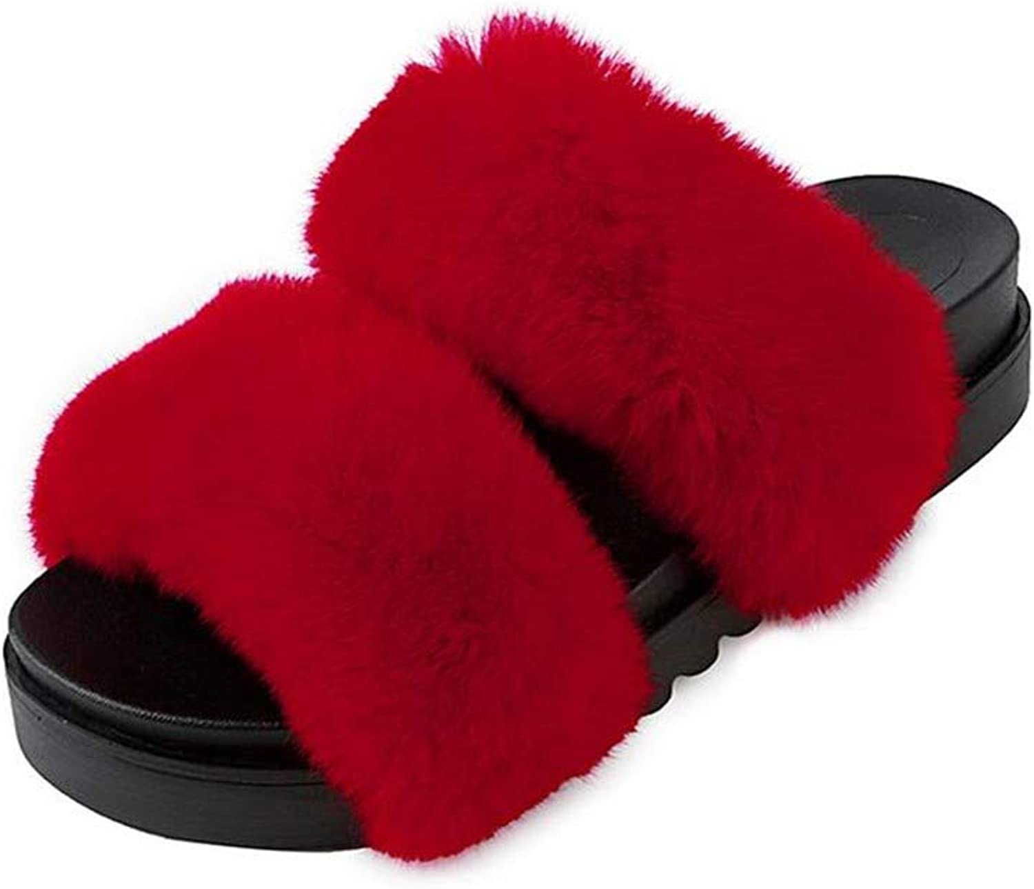 SUNNY Store Women's Slippers Comfort Cozy Slippers Cute Home House Slippers