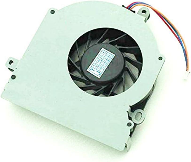FEBNISCTE ventilador de la CPU del ordenador portátil para Toshiba Satellite A300 A305 A305D L300 L305 L305D