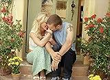 bucraft Britney Spears and Justin Timberlake Kissing Bild,