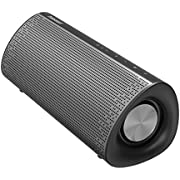 Bluetooth Speaker,Tronsmart Element Pixie Portable Wireless Speaker with Aux Input ,15W Super Bass,15-hour Playtime ,Double Passive Radiators,True Wireless Stereo,Built-in Mic,For Outdoors Home Party