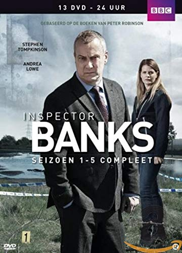 Inspector Banks - Seizoen 1-5                                                                                                                                                                                                                                                                Ondertiteld