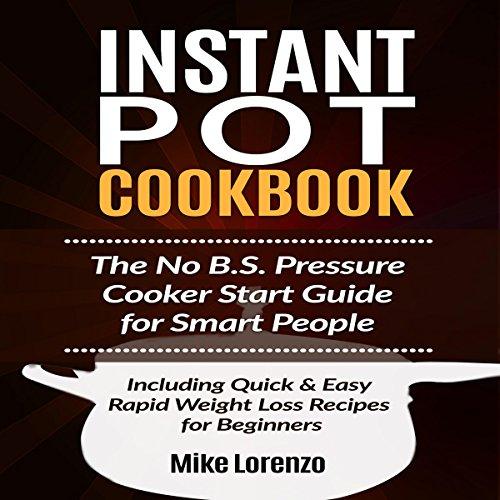 Instant Pot Cookbook Titelbild