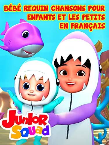 Bébé requin Chansons pour enfants et les petits en...