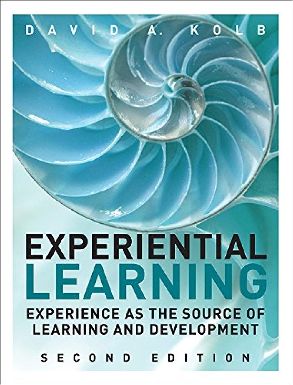 販売員電話アセンブリExperiential Learning: Experience as the Source of Learning and Development (English Edition)