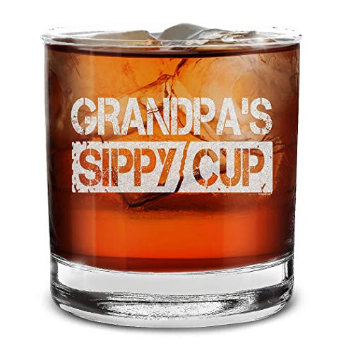 Shop4ever Grandpa's Sippy Cup