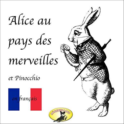 Alice au pays des merveilles / Pinocchio cover art