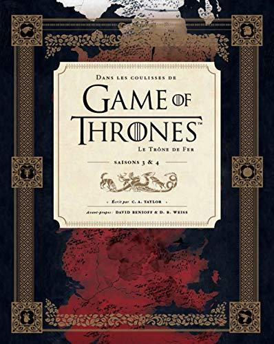 GAME OF THRONES : DANS LES COULISSES DES SAISONS 3 ET 4 (CINEMA ET TELEVISION, 2)