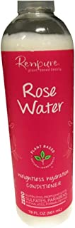 Renpure, Rose Water Conditioner, 19 Ounce