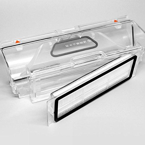 Accesorios para Xiaomi Mi Robot aspiradora, 2 filtro Hepa, 2 ...