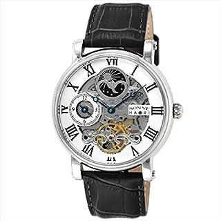 [ゾンネ] 腕時計 H013 シルバー H013SV [並行輸入品]