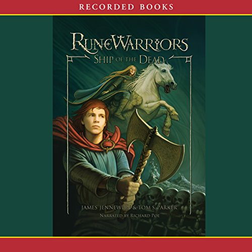 RuneWarriors audiobook cover art