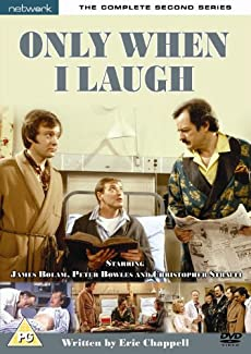 Only When I Laugh - The Complete Second Series