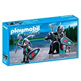 Playmobil - 70586 - Knights - Chevaliers du Faucon Rouge
