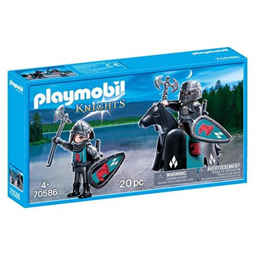 Playmobil Knights 70586: Juego de caballeros