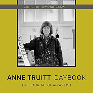 Daybook: The Journey of an Artist audiobook cover art