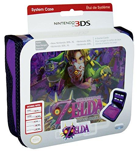 PDP - Funda Zelda Majora's Mask (Nintendo 3DS, XL, 2DS)