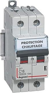 125A Legrand 015397 Type G Cartouche Industrielle Cylindrique sans Percuteur 22mm x 58mm