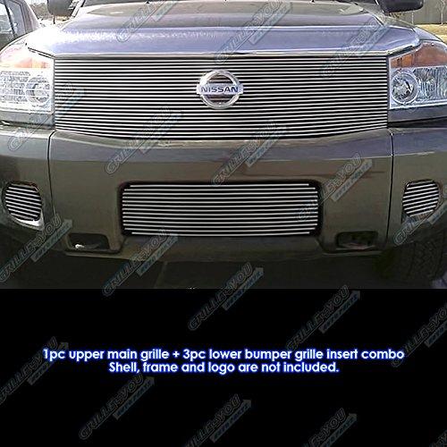07 Nissan Titan Armada Billet - 7