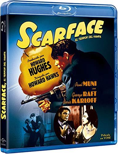 Scarface, el terror del hampa (VOSE + BD) [Blu-ray]