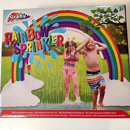 Regenbogen Wassersprinkler Spielzeug...