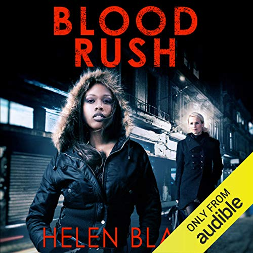 Blood Rush cover art
