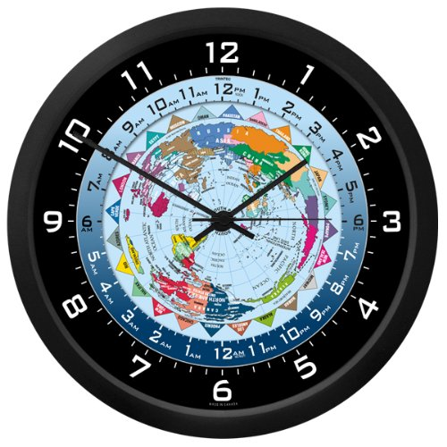 Buy World Clock Now!