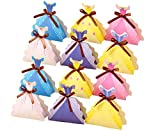 Disney Princess Party Favor Candy Box Large - Set of 12 - Large Treat Bags - Centerpiece - Disney Princess Party theme by All Nature's Ultimate Products