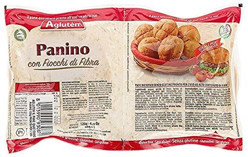 Brot Il Pane Quotidiano Pronto All'Uso Il Panino Senza Glutine 120 Gr*