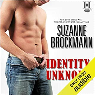 Identity: Unknown audiobook cover art
