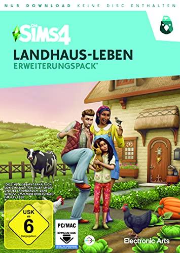 Die Sims 4 - Landhaus-Leben (EP11)   PC Code - Origin