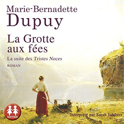 La grotte aux fées audiobook cover art