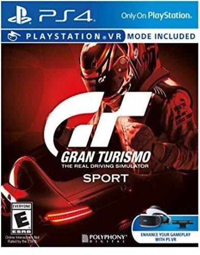 GT Sport - PlayStation 4 Standard Edition