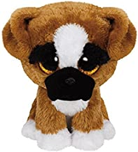 Brutus Bulldog Beanie Boo Medium - Stuffed Animal by TY (37053) by Ty