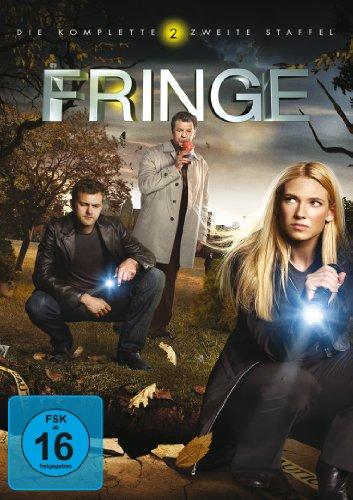 Fringe - Grenzfälle des FBI: Staffel 2 (6 DVDs)
