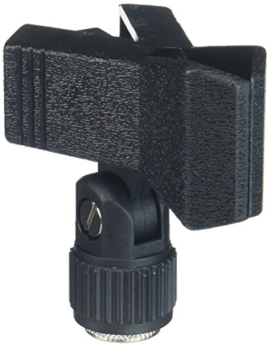 Quik Lok Large Rubber Mic Clip for Wireless Microphones (MP-850)