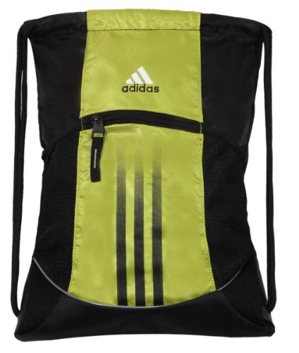 adidas Alliance Sport Sackpack (Lab Lime)