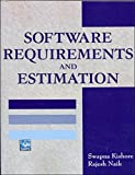 Software Requirements and Estimation