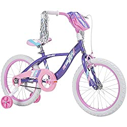 "cheap Huffy Kid Bike Quick Coupling Mica 16 Purple"""