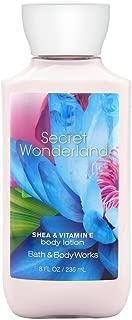 Bath and Body Works Secret Wonderland Lotion,Full Size, 8 Ounce/236 ml