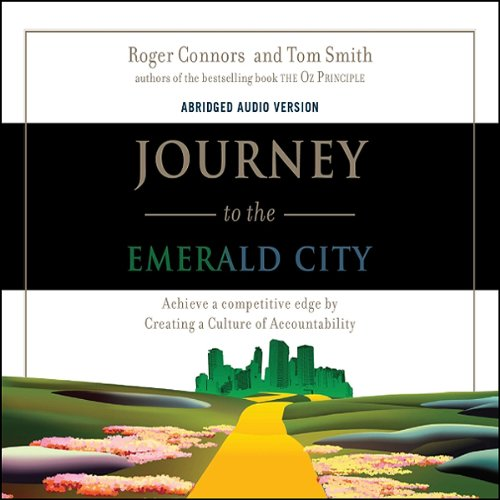 Journey to the Emerald City audiobook cover art