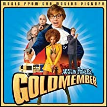 Austin Powers Goldmember by Original Soundtrack (2008-01-13)