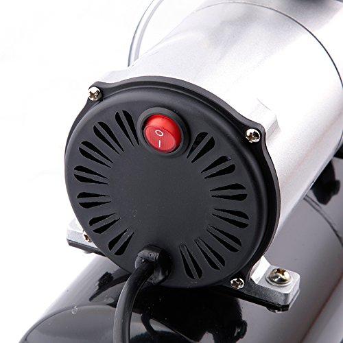 Fengda FD-186 Airbrush Kompressor mit Lufttank/Druckbehälter/ 4 bar / Auto Stop - 3