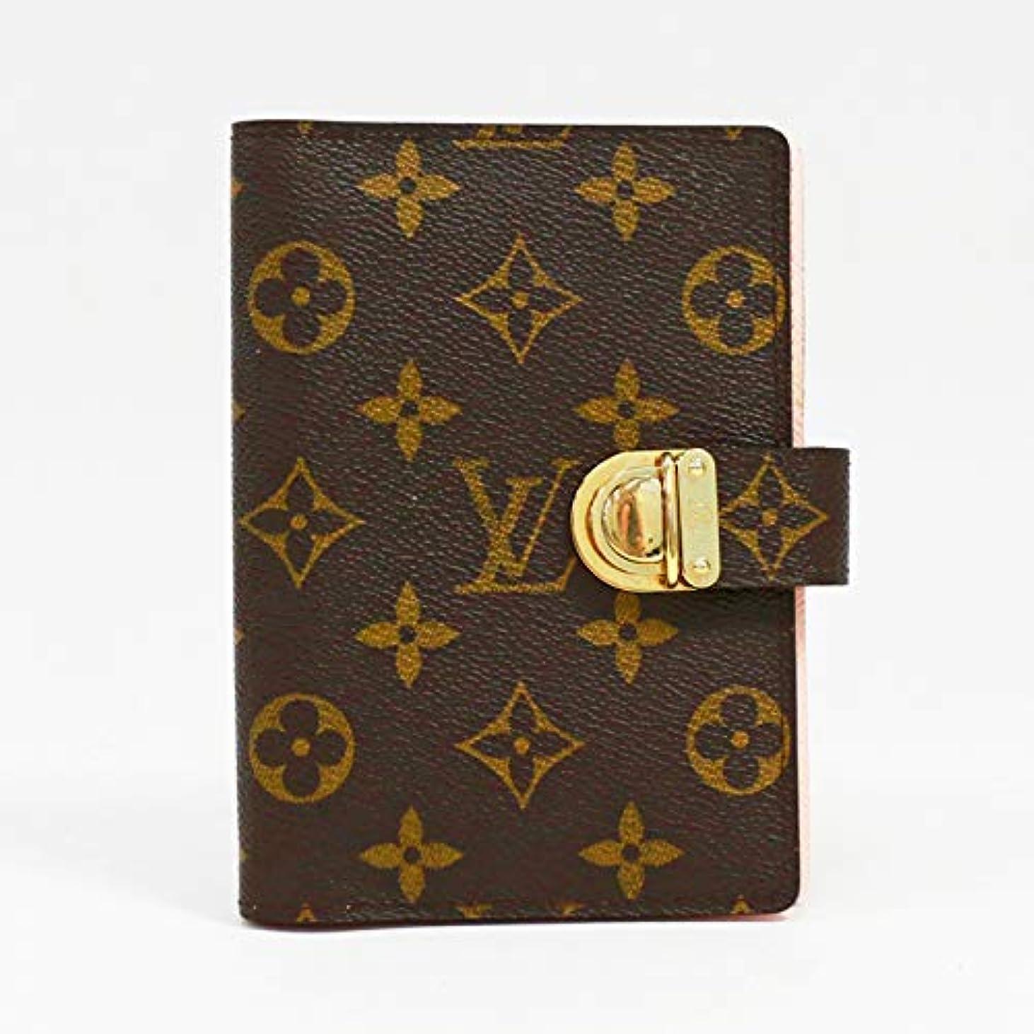 動飢え便宜[ルイヴィトン] LOUIS VUITTON アジェンダコアラPM 手帳 モノグラム モノグラム R21013 [中古]