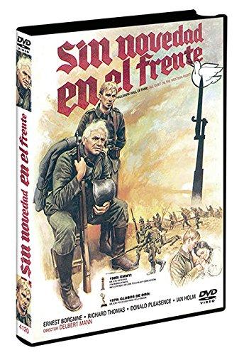 Sin Novedad en el Frente DVD Hallmark Hall of Fame: All Quiet on the Western Front 1979