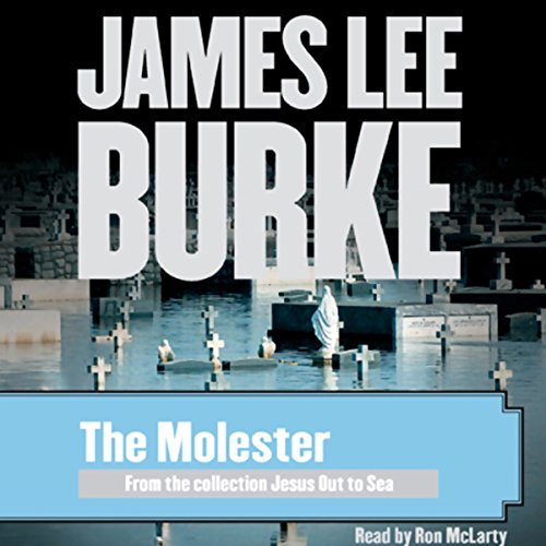 The Molester audiobook cover art